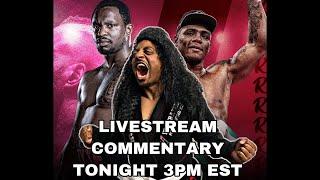 Dillian Whyte vs Oscar Rivas LIVE BOXING FIGHT