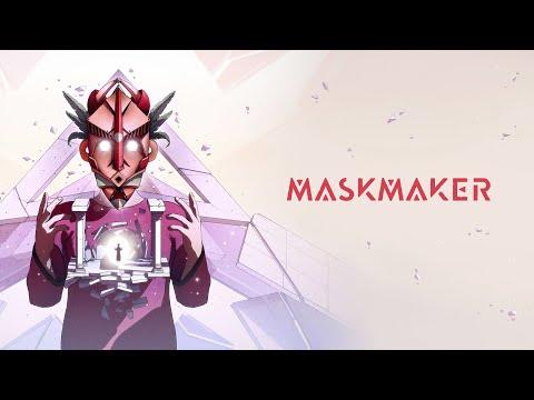"""MASKMAKER - Trailer - """"The World of Maskmaker"""""""