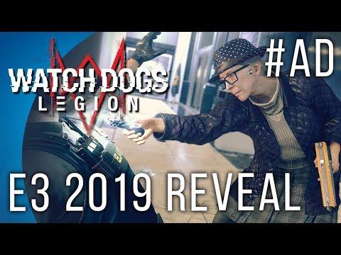 Watch Dogs: Legion - E3 2019 #AD