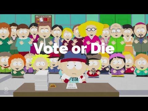 Vote or Die-South Park (Lyrics)