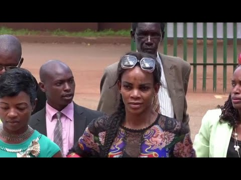 Zimbabwe: Vice-President's wife