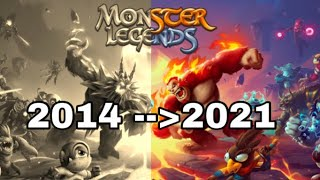 Monster legends evolution (2014 - 2021) screenshot 5