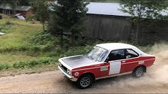 Lammin UA Historik Rally Test 2019