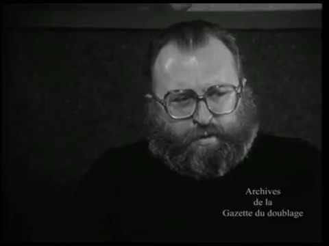 """Sergio Leone supervise le doublage français de """"Il était une fois la révolution"""""""