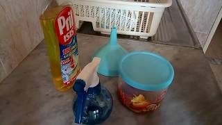 خلطة روعة لتنظيف وتلميع الاسطح بالبرتقال