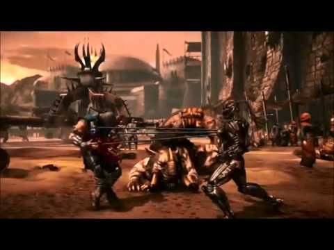 Mortal Kombat X-Going Down For Real