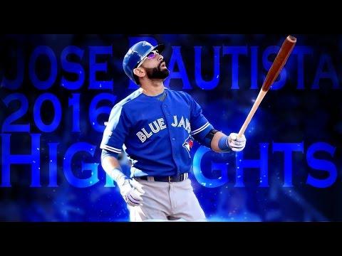 Jose Bautista FlashBack 2015 Highlights Mix