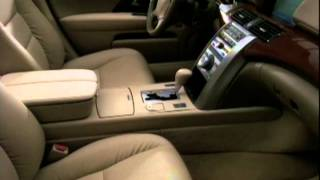 2008 Acura RL Overview