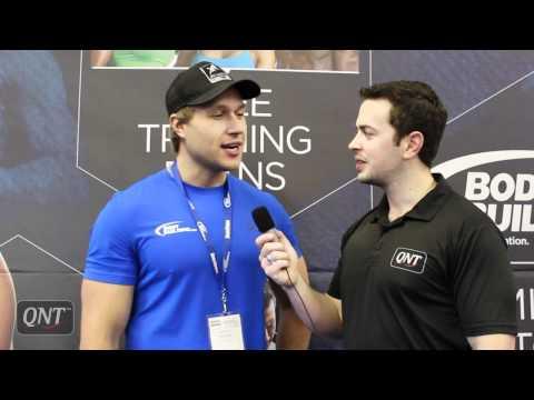 QNT interviews Furious Pete at Fibo 2012