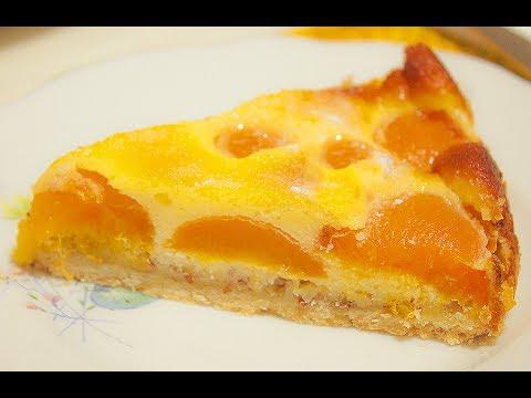 Абрикосовый Пирог. Удивительно Нежный и Вкусный!