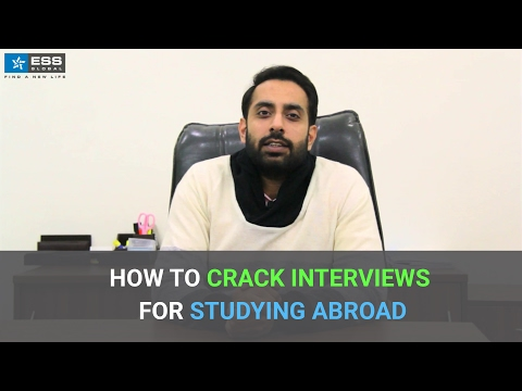 Tips to Clear Interviews for Studying Abroad