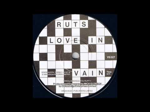The Ruts Love In Vein
