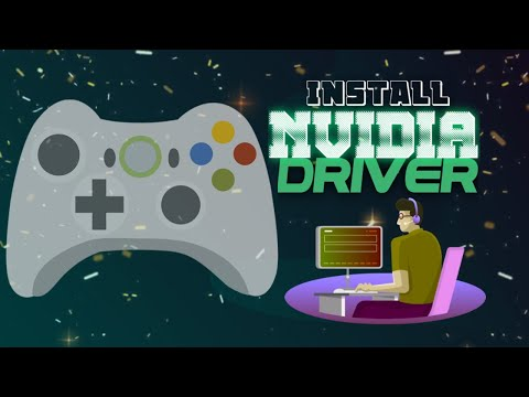 How To Install Nvidia Graphic Drivers - Remove Bloatware