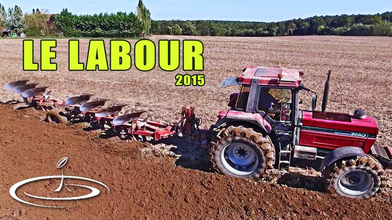 Labour pour pr paration des semis d 39 orge 2015 doovi - Labourer la terre ...