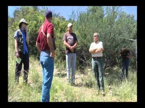 DoD WNS Fort Huachuca Field Trip
