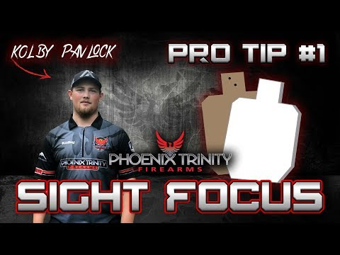 Pro Tip #1 - Sights - Presented by Phoenix Trinity
