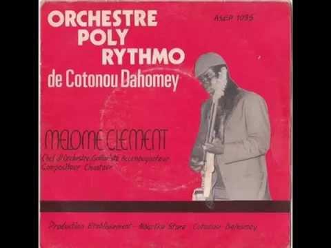 Orchestre Poly-Rythmo de Cotonou - Houe Towe Houn