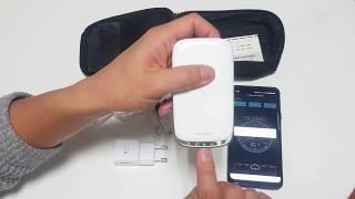 [렌씽♡]LG U+ 무제한 LTE에그 사용법
