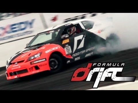 Formula Drift Ride-Along and Fredric Aasbo Interview