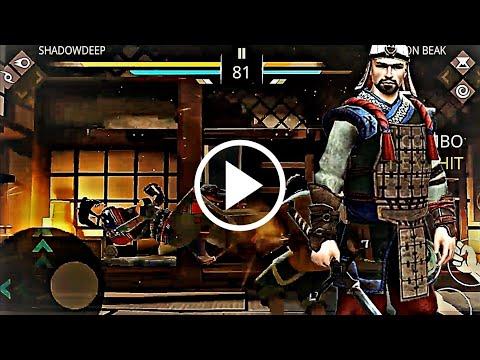 SHADOW FIGHT 3 | FIGHT WITH IRON BEAK & BAKER | CHP.2