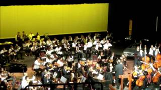 Back to the Future Suite with the BBHHS Outatime Orchestra 10.21.15