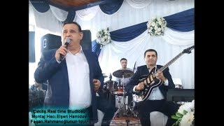 Tacir Shahmalioglu ( Gitara ) Elman Namazoglu -  ( Zurna Ifacisi ) - Feqan Rehmanoglunun toyu