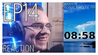 Terrace House: Opening New Doors - Episode 14 Reaction (Timer) テラスハウス