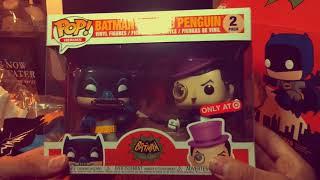 Batman Classic TV Series Target Unboxing