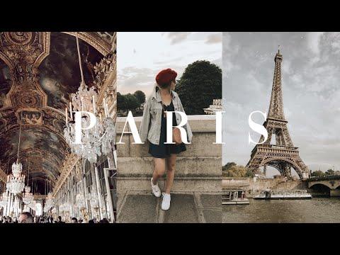 PARIS Vlog | Europe 2019