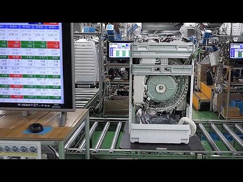 日立の洗濯機工場 IoTで洗い直す生産改革
