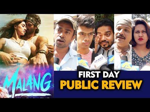 Malang PUBLIC REVIEW | FIRST DAY | Aditya Roy Kapur, Disha Patani, Anil Kapoor