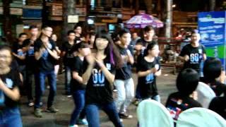 [EH2014-HCMC] Flashmob -Everybody has a choice[Part1]