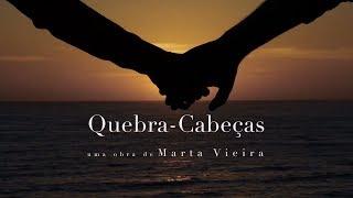 capa de Quebra Cabeças de Marta Vieira