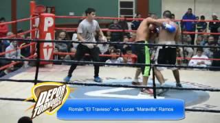 Gambar cover Roman Cano vs Lucas Ramos