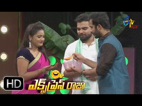 Express Raja | 29th March 2017  | Full Episode 138 | ETV Plus