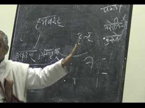 Vyakarana Kakshya (Sanskrit Grammar Classes) LSK-1 12.1