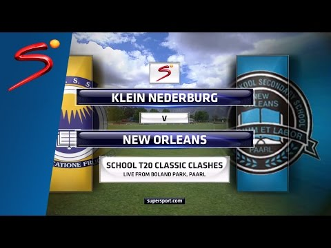 School T20 Classic Clashes - KN vs NO 1st Half