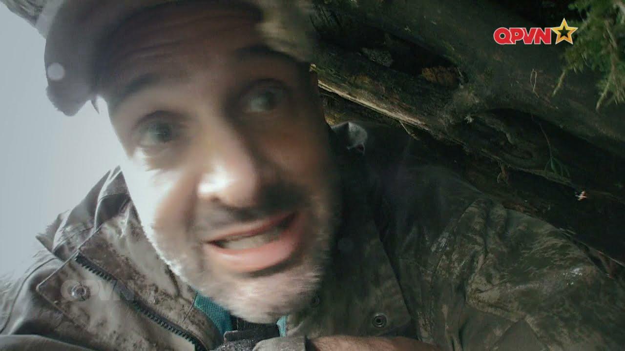Ed Stafford bị bỏ rơi trong khu rừng đầy gấu tại Bulgari - Kỹ năng sinh tồn cùng Ed Stafford