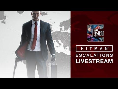 HITMAN: Escalation LIVESTREAM