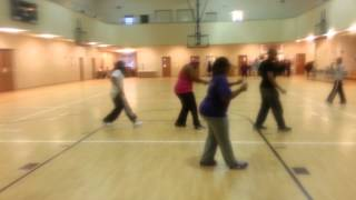 New York Shuffle Line Dance