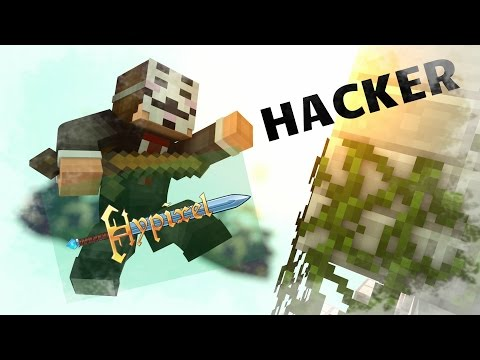 El Hacker PUTO AMO! | Kill Aura , Anti Knockback y Fly