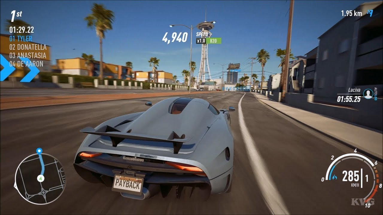 need for speed payback koenigsegg regera test drive gameplay pc hd 1080p60fps youtube. Black Bedroom Furniture Sets. Home Design Ideas