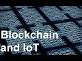Internet of Things (IOT) and Blockchain Cryptocurencies
