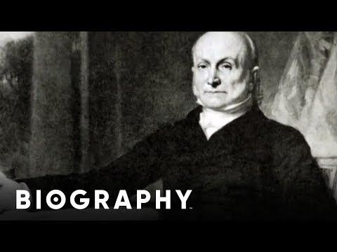 John Quincy Adams - 6th U.S. President & Son of Founding Father John Adams | Mini Bio | BIO