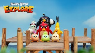 New Angry Birds Toy Collection from Jazwares!