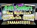 Mtg: Oath of the Gatewatch Spoilers: Jori En, New Mechanics, Eldrazi, and More!