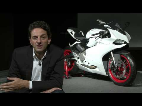 Infos about the new Ducati 899 Panigale 2014