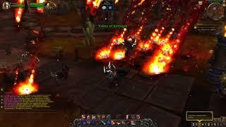 Blizzard GM Raining Fire Down on Orgrimmar! (World of Warcraft: Battle for Azeroth Beta)