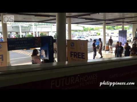 ニノイ・アキノ国際空港Ninoy Aquino International Airport NAIA ナイア terminal1