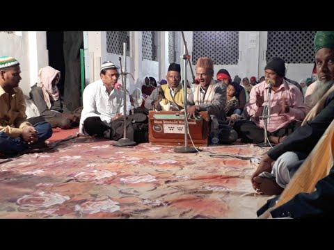 Man Kunto Moula  Qawwali At Urs Moula Madani kanjar shareef Nizamabad moin dilshad mahmoodi qawwal